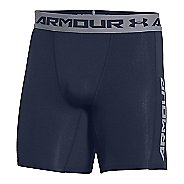 Mens Under Armour HeatGear CoolSwitch Compression & Fitted Shorts - Midnight Navy XL