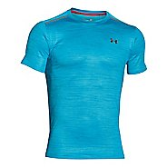 Mens Under Armour CoolSwitch Run Podium Short Sleeve Technical Tops