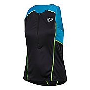 Womens Pearl Izumi SELECT Pursuit Tri SL Jersey Sleeveless & Tank Tops Technical Tops - ...