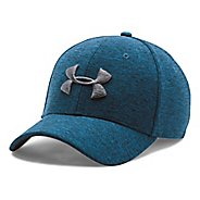 Mens Under Armour TwistTech Closer Cap Headwear - Midnight Navy/Navy L/XL