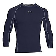 Mens Under Armour HeatGear Long Sleeve Technical Tops