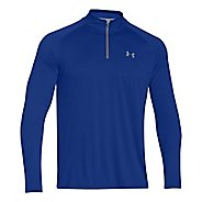 Mens Under Armour Tech 1/4 Zip Long Sleeve Technical Tops