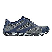 Mens OluKai 'Eleu Trainer Running Shoe - Charcoal/Trench Blue 8