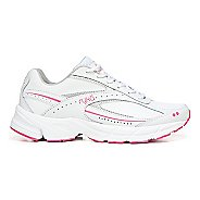 Womens Ryka Comfort Walk Walking Shoe - White/Silver 8