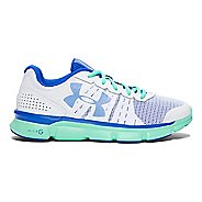 Womens Under Armour Micro G Speed Swift Running Shoe - White 7.5