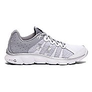Womens Under Armour Micro G Assert 6 Running Shoe - White 5
