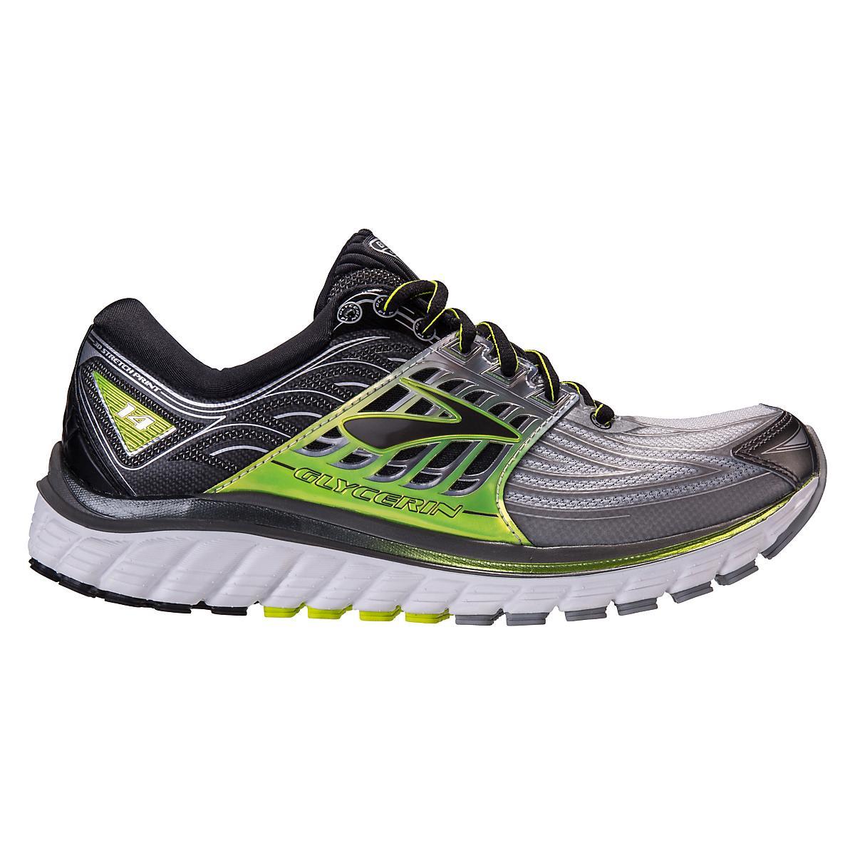 6068b528febb1 Mens Brooks Glycerin 14 Running Shoe at Road Runner Sports