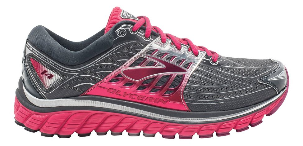 8fd90fc9ba156f Womens Brooks Glycerin 14 Running Shoe at Road Runner Sports