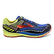Mens Brooks Mazama Trail Running Shoe - Electric Brooks Blue 10
