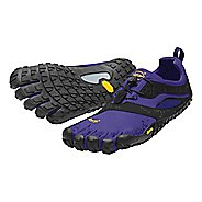 Womens Vibram FiveFingers Spyridon MR Trail Running Shoe - Purple/Black 7