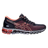 Womens ASICS GEL-Quantum 360 CM Running Shoe - Navy/Coral 6.5