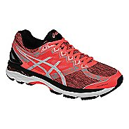 Womens ASICS GT-2000 4 Lite-Show PG Running Shoe - Coral/Black 7