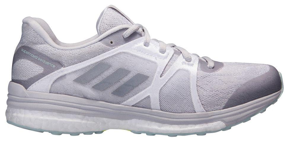 Womens adidas Supernova Sequence 9 Running Shoe at Road