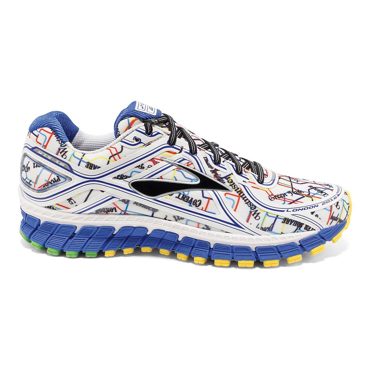 220213bec5ec7 Mens Brooks Adrenaline GTS 16 London Rapid Transit Running Shoe at Road  Runner Sports