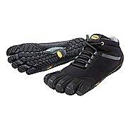 Mens Vibram FiveFingers Trek Ascent Insulated Trail Running Shoe - Khaki/Orange 41
