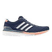 Womens adidas Adizero Boston 6 Running Shoe - Indigo 7