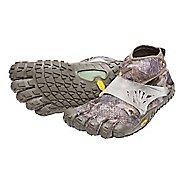 Womens Vibram FiveFingers Spyridon MR Elite Trail Running Shoe - Grey/Green 7