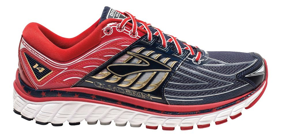 ece1ff7a6e7 Womens Brooks Glycerin 14 Victory Running Shoe at Road Runner Sports
