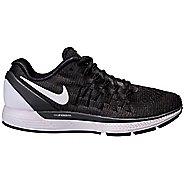 Womens Nike Air Zoom Odyssey 2 Running Shoe - Black/White 11