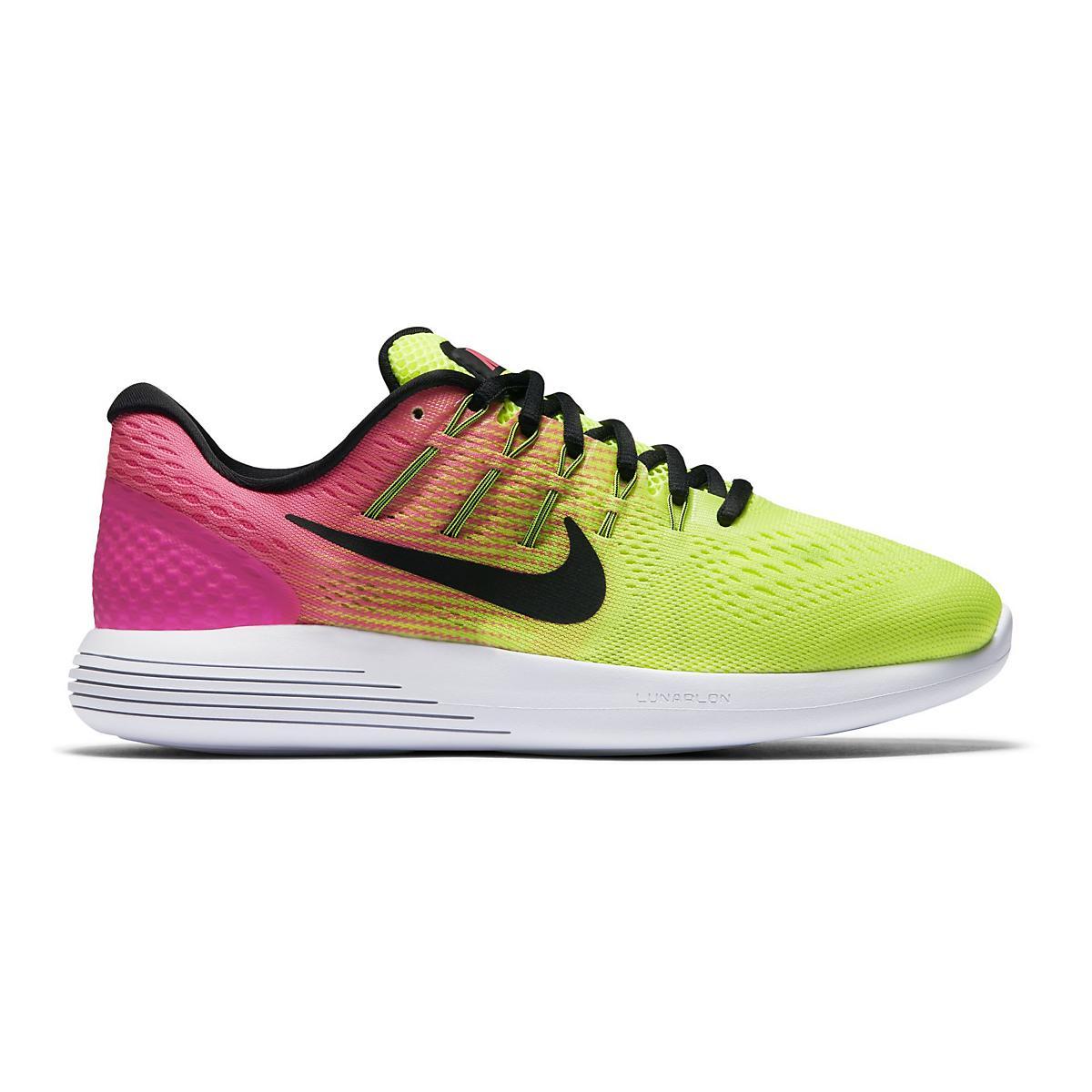 1455f13cb2ab8 Womens Nike LunarGlide 8 Summer Games Running Shoe at Road Runner Sports