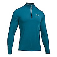 Mens Under Armour Streaker 1/4 Zip Half-Zips & Hoodies Technical Tops