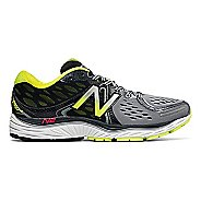 Mens New Balance 1260v6 Running Shoe - Grey/Yellow 8