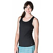 Womens Skirt Sports Take Five Sleeveless and Tank Technical Tops - Black L