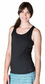 Womens Skirt Sports Take Five Sleeveless and Tank Technical Tops