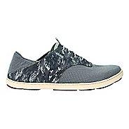 Mens OluKai Nohea Moku Casual Shoe - Charcoal/Dive Camo 8.5