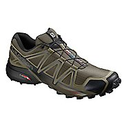Mens Salomon Speedcross 4 Trail Running Shoe