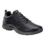 Mens Ecco BIOM Fjuel Train Walking Shoe - Black/Yak Leather 8.5