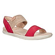 Womens Ecco Damara Ankle Sandals Shoe