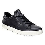 Womens Ecco Fara Tie Casual Shoe - Black 42