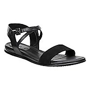 Womens Ecco Touch Ankle Sandals Shoe - Black 41