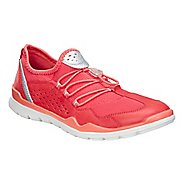 Womens Ecco Lynx Casual Shoe - Coral 39