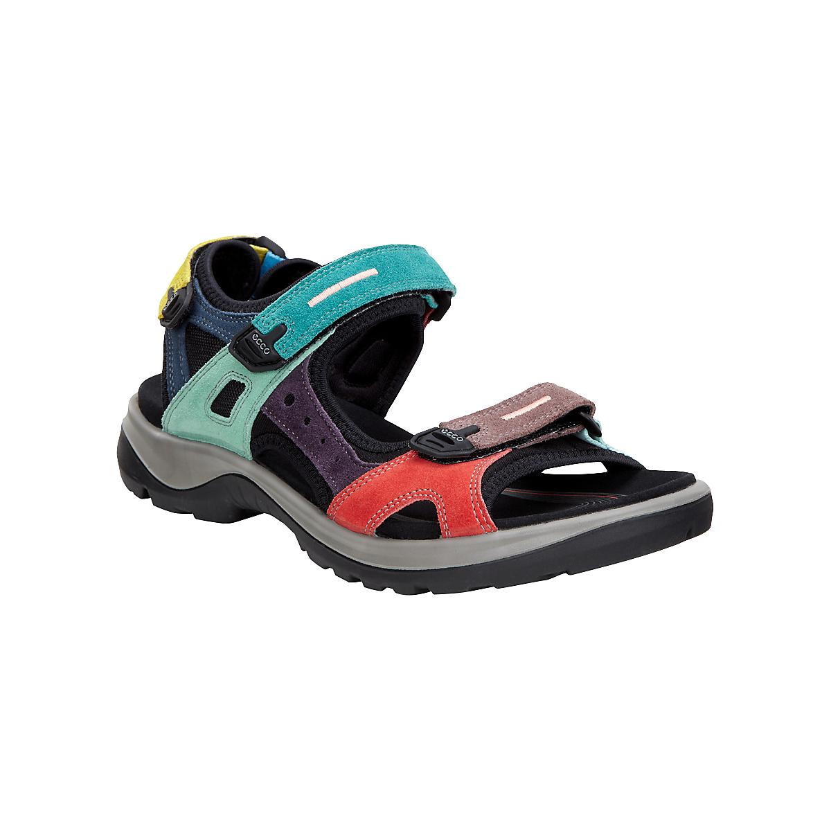 f07b6e8bff3b Womens Ecco Anniversary Yucatan Sandals Shoe at Road Runner Sports