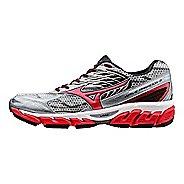 Mens Mizuno Wave Paradox 3 Running Shoe - Grey/Red 16