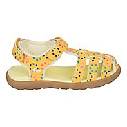 Girls See Kai Run Paley Sandals Shoe - Yellow 12C