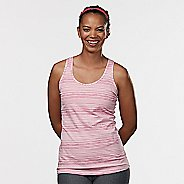 Womens R-Gear Revive Striped Racerback Sleeveless & Tank Technical Tops