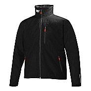 Mens Helly Hansen Crew Cold Weather Jackets - Black XS