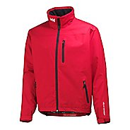 Mens Helly Hansen Crew Cold Weather Jackets - Red XL