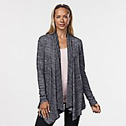 Womens R-Gear Out & About Cardi Long Sleeve Non-Technical Tops - Let's Jam/Black XS