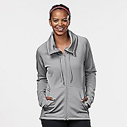 Womens R-Gear Pure-n-Simple Casual Jackets - Dove Grey XS