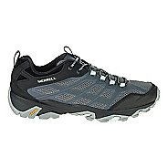Womens Merrell Moab FST Hiking Shoe - Grey 9.5