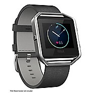 Fitbit Blaze Luxe Leather Watch Band Monitors