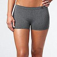 Womens R-Gear Undercover Seamless Boy Short Underwear Bottoms - Heather Charcoal M