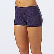Womens R-Gear Undercover Seamless Printed Boy Short Underwear Bottoms - Storm Blue/Lily L