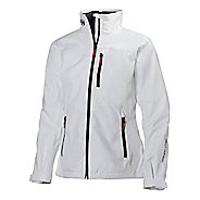 Womens Helly Hansen Crew Cold Weather Jackets - White XS