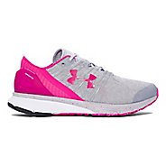 Womens Under Armour Charged Bandit 2 Running Shoe - Overcast Grey 6.5