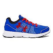 Kids Under Armour Speed Swift Running Shoe - Ultra Blue/Red 3Y